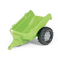 Tractor 1-axis trailer - light green - Pedal Tractor