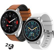 iGET FIT F60 Silver - Smartwatch