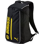 Puma BVB Fanwear Backpack Cyber ​​Yellow-Puma B - City backpack