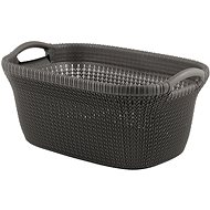 Curver laundry basket Knit 40l Brown - Laundry Basket