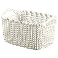 Curver Knit Basket 3L Cream - Storage Box