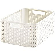 Curver Style box M cream - Storage Box
