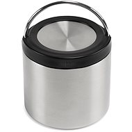 Klean Kanteen TKCanister 16oz w/IL - Brushed Stainless