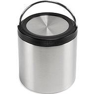 Klean Kanteen TKCanister 32oz w/IL - Brushed Stainless