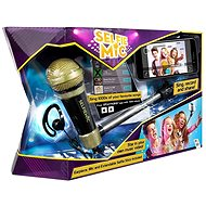 Selfie Microphone Black - Game set