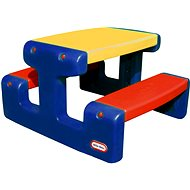 Little Tikes Big picnic table - primary - Playset Accessories