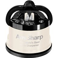 AnySharp Pro, Cream - Knife sharpener