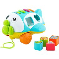 Buddy toys Airplane insertion - Interactive Toy