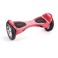 Hoverboard Offroad Auto Balance System + APP + BT Red