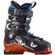 Salomon X Access 90 Black/Orange/Indigo Blue - Men's ski boots