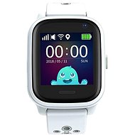 Smartomat Kidwatch 3 White - Smartwatch