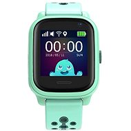Smartomat Kidwatch 3 Green - Smartwatch