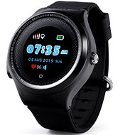 Smartomat Kidwatch 3 Circle Black - Smartwatch