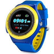 Smartomat Kidwatch 3 Circle Blue - Smartwatch
