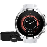 Suunto 9 Baro HR White - Sports Watch