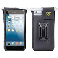 Topeak Smartphone Drybag for iPhone 6/6s/7/8, Black - Mobile Phone Holder