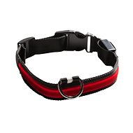 Eyenimal lighted collar for dogs - red - L - Collar