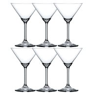 Crystalex LARA Cocktail Glasses 210ml 6pcs - Glass Set