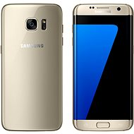 Samsung Galaxy S7 Edge Gold - Mobile Phone