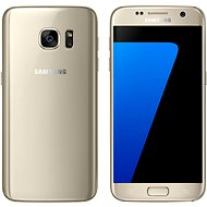 Samsung Galaxy S7 Gold - Mobile Phone