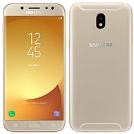 Samsung Galaxy J5 Duos (2017) gold - Mobile Phone