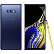 Samsung Galaxy Note9 Duos 128GB blue - Mobile Phone