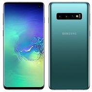 Samsung Galaxy S10 Dual SIM 512GB Green - Mobile Phone