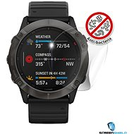 Screenshield Anti-Bacteria GARMIN Fenix 6X for Display - Screen Protector