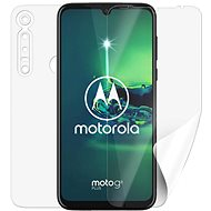 Screen Protector Screenshield MOTOROLA Moto G8 Plus XT2019 for the Whole Body - Ochranná fólie