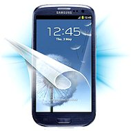 ScreenShield for the Samsung Galaxy S3 (i9300) on the phone display