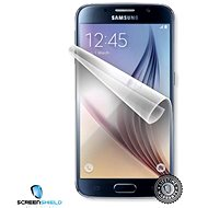 ScreenShield for Samsung Galaxy S6 (SM-G920) on the phone display - Screen protector