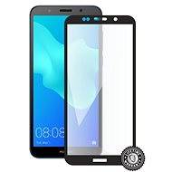 Screenshield HUAWEI Y5 (2018) (full COVER black) - Glass protector