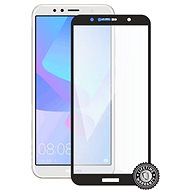 Screenshield HUAWEI Y6 Prime (2018) (full COVER black) - Glass Protector