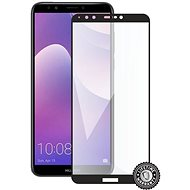 Screenshield HUAWEI Y7 Prime (2018) (full COVER black) - Glass protector