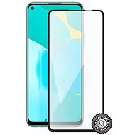 Screenshield HONOR 30s (full COVER black) - Glass protector