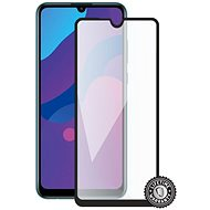 Screenshield HONOR 9A (full COVER black) - Glass protector