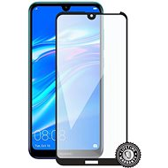Screenshield HUAWEI Y7 (2019) (full COVER black) - Glass protector