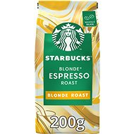 Starbucks Blonde Espresso Roast, coffee beans, 200g - Coffee