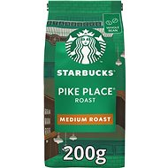 Starbucks Pike Place Espresso Roast, coffee beans, 200g - Coffee