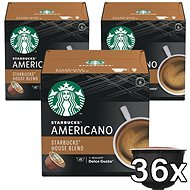 Starbucks by Nescafe Dolce Gusto House Blend, 3-Pack - Coffee Capsules