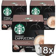 Starbucks by Nescafe Dolce Gusto Cappuccino, 3 packs - Coffee Capsules