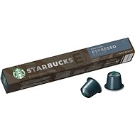 Starbucks by Nespresso Espresso Roast 10pcs - Coffee Capsules