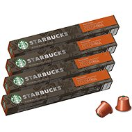 Starbucks by Nespresso Single-Origin Colombia 10pcs; 4x - Set