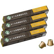 Starbucks by Nespresso Blonde Espresso Roast 10pcs; 4x - Set
