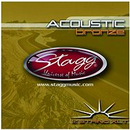 Stagg AC-12ST-BR - Strings