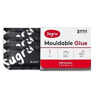 Sugru Mouldable Glue 3 pack - black - Lepidlo