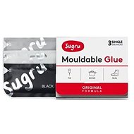 Sugru Mouldable Glue 3 Pack - White, Black, Grey - Lepidlo