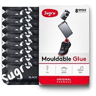 Sugru Mouldable Glue 8 Pack - White, Black, Grey