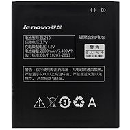 Lenovo Original 2000mAh Li-Ion (Bulk), BL210 - Mobile Phone Battery