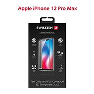 Swissten 3D Full Glue for iPhone 12 Pro Max - Glass protector